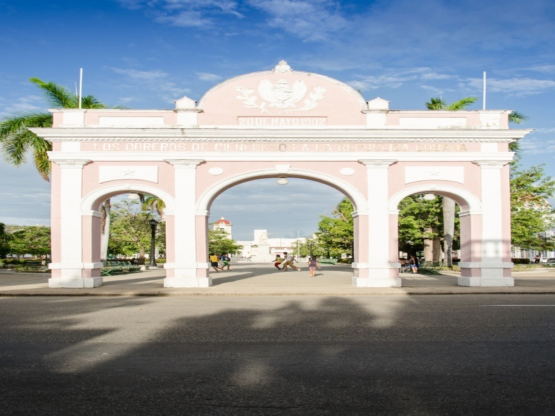Friedhof in Cienfuegos