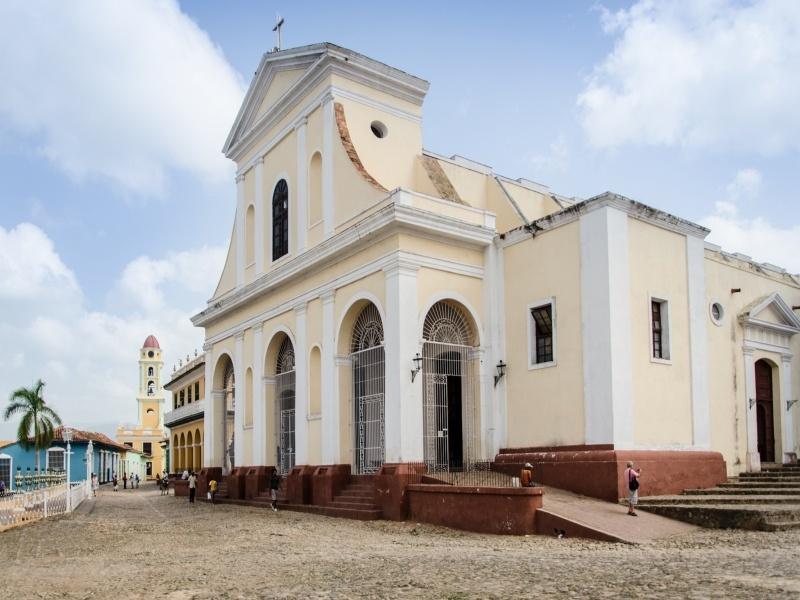 Iglesia Santisima in Trinidad
