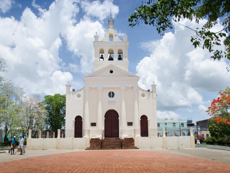 Iglesia del Carmen in Santa Clara
